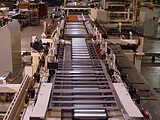 Square Jacket Line - Conveyors