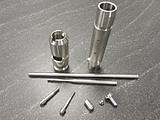 turn/milled Components